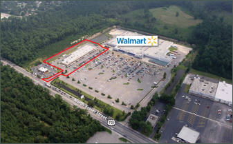 Walmart White Horse Rd >> Georgetown SC: Plantation Plaza - Retail Space For Lease - Rivercrest Realty