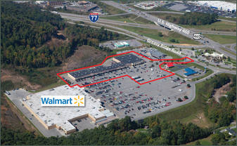 Walmart White Horse Rd >> Princeton WV: East River Plaza - Retail Space For Lease - Rivercrest Realty