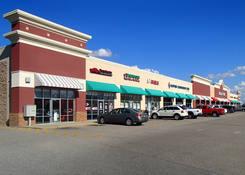 Hillcrest Shopping Center: