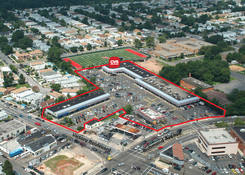 Coral Island Shopping Center: Aerial