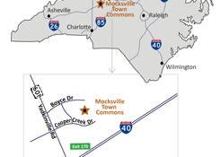 Mocksville Town Commons: