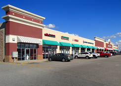 Hillcrest Shopping Center:
