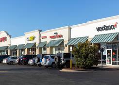 Lexington Shopping Center: