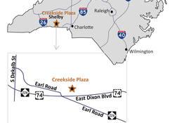 Creekside Plaza: